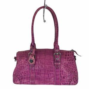 Dooney & Bourke vintage croc purse